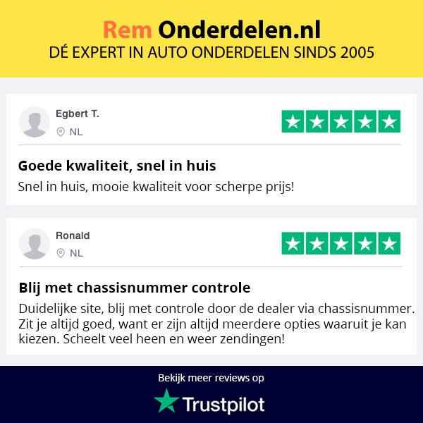 Reviews van onze klanten
