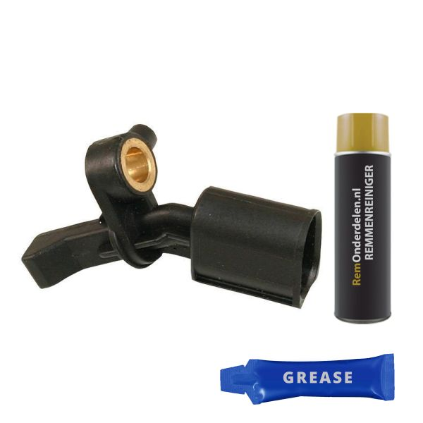 ABS-sensor achterzijde, links AUDI A1 1.4 TSI