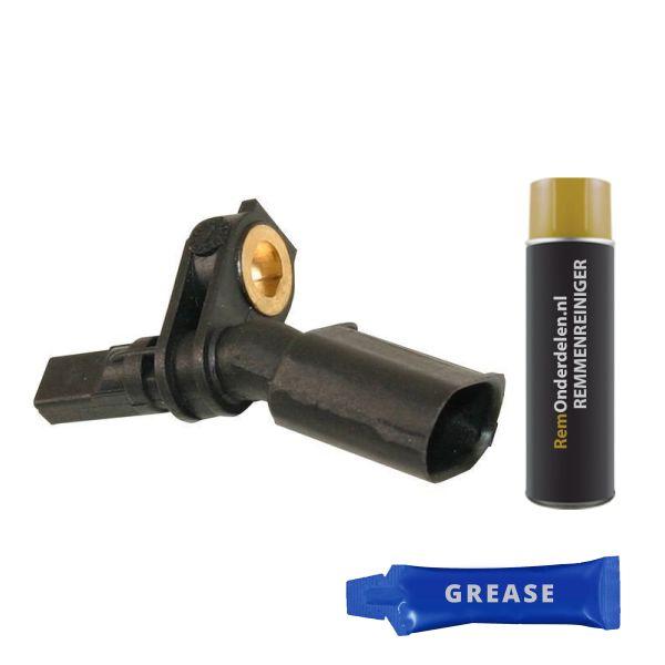 ABS-sensor voorzijde, links AUDI A1 Sportback 1.4 TDI