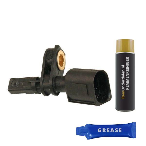 ABS-sensor voorzijde, rechts AUDI A1 Sportback 1.4 TFSI
