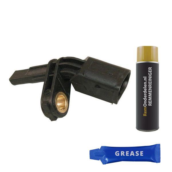 ABS-sensor achterzijde, links AUDI A1 Sportback 1.4 TFSI