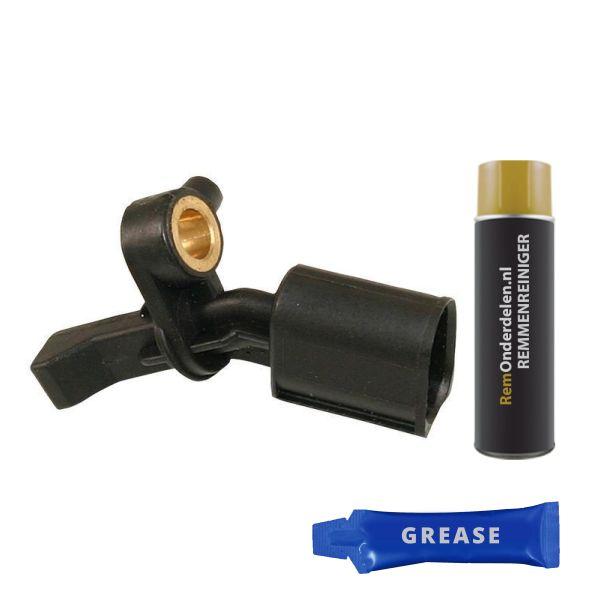 ABS-sensor achterzijde, links AUDI A2 1.4 TDI