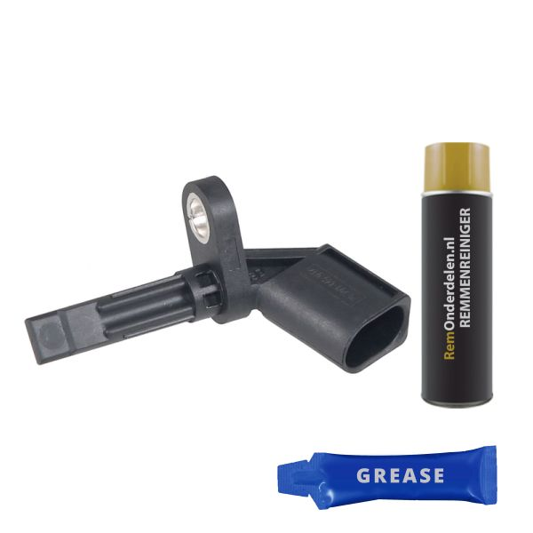 ABS-sensor achterzijde, links of rechts AUDI Q5 3.2 FSI quattro