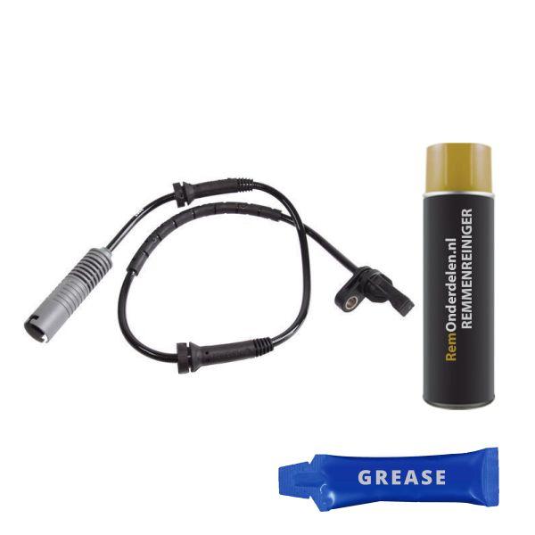 ABS-sensor voorzijde, links of rechts BMW 1 Cabriolet (E88) 123 d