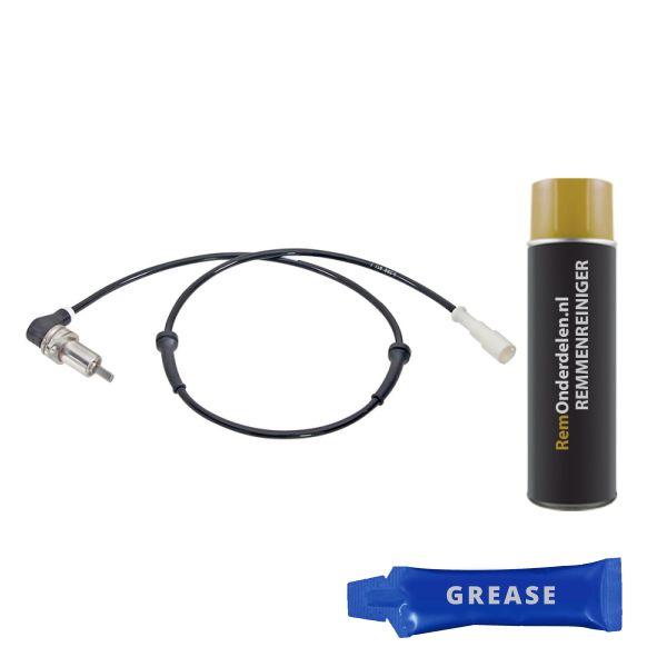 ABS-sensor voorzijde, links of rechts BMW 3 Cabriolet (E30) 325 i
