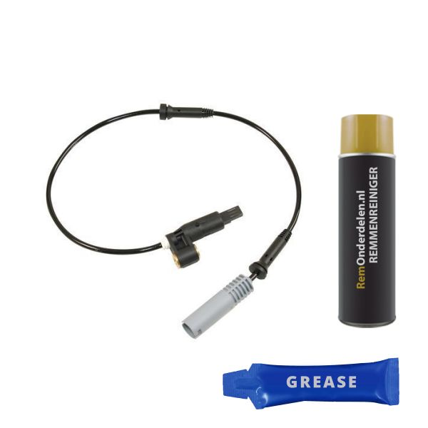ABS-sensor voorzijde, links of rechts BMW 3 Coupé (E36) 325 i