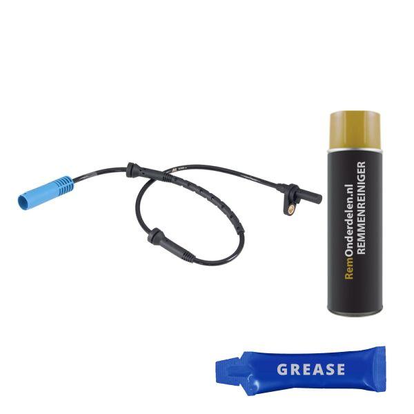 ABS-sensor voorzijde, links of rechts BMW 3 Coupé (E92) 330 xd