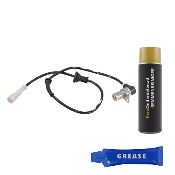 ABS-sensor achterzijde, links of rechts BMW 3 (E30) 325 e 2.7
