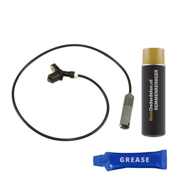 ABS-sensor achterzijde, links of rechts BMW 3 (E36) 318 tds