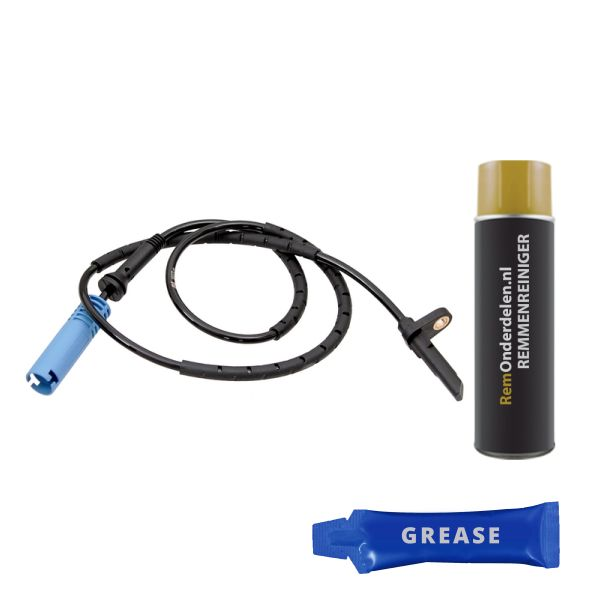 ABS-sensor achterzijde, links of rechts BMW 3 (E90) 330 d xDrive