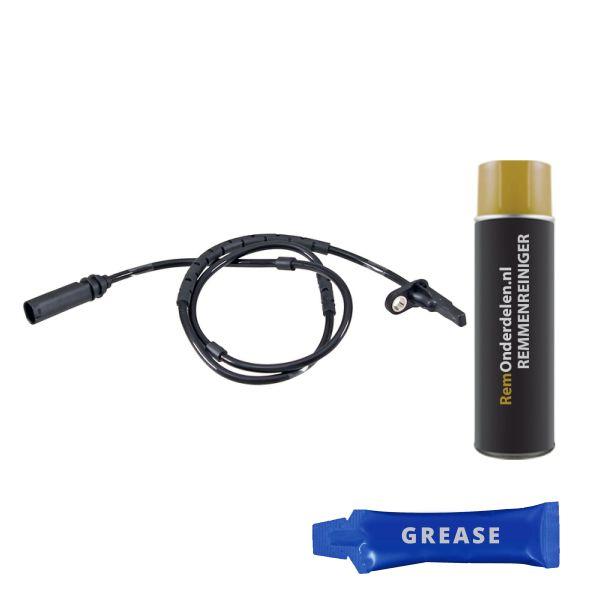 ABS-sensor achterzijde, links of rechts BMW 3 (F30, F80) 316 d