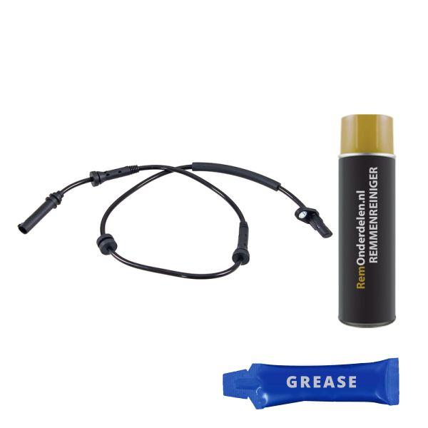 ABS-sensor voorzijde, links of rechts BMW 3 Gran Turismo (F34) 335 i xDrive