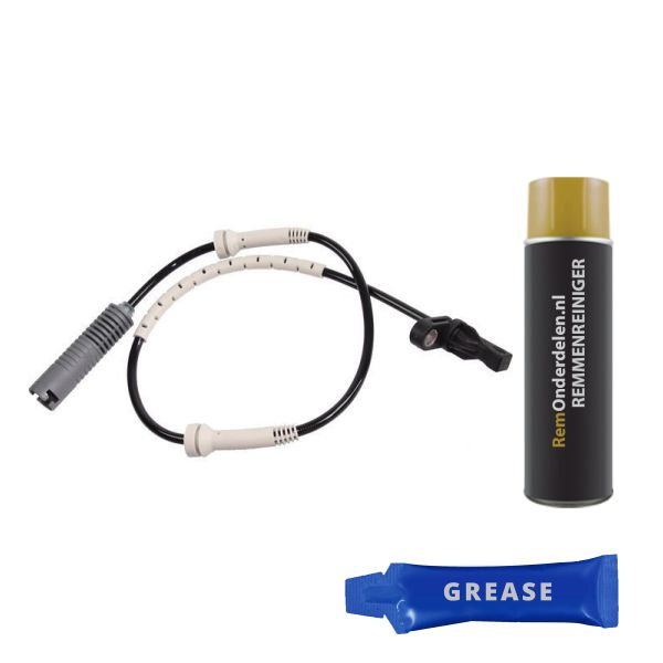 ABS-sensor voorzijde, links of rechts BMW 3 Touring (E91) 323 i