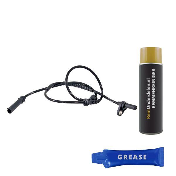 ABS-sensor voorzijde, links of rechts BMW 7 (F01, F02, F03, F04) 750 i, Li