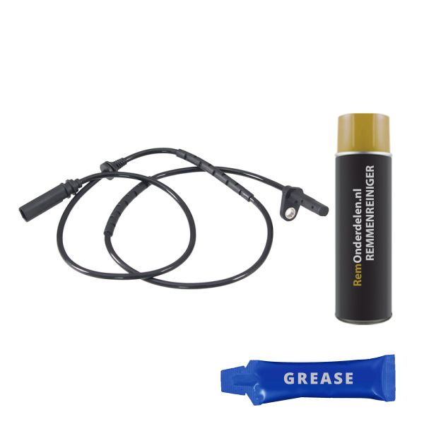 ABS-sensor achterzijde, links of rechts BMW X5 (E70) xDrive 30 d