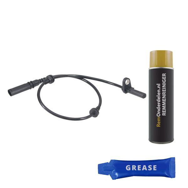 ABS-sensor voorzijde, links of rechts BMW X5 (E70) xDrive 30 d