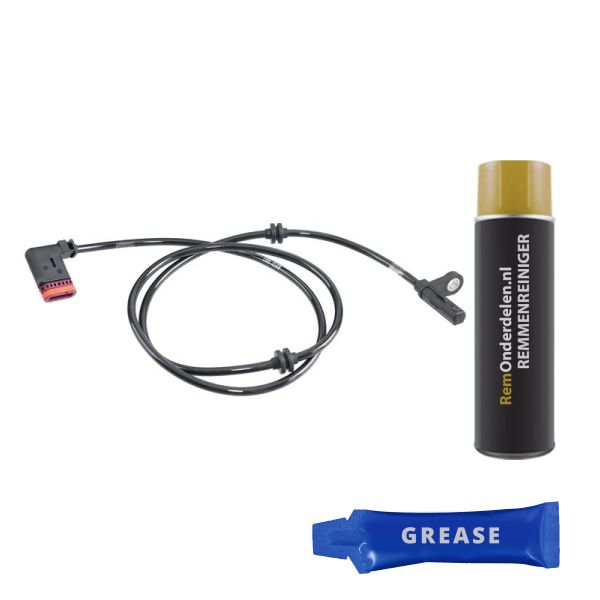 ABS-sensor achterzijde, links of rechts MERCEDES-BENZ C-KLASSE T-Model (S204) C 180 Kompressor
