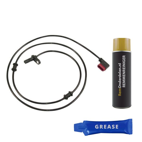 ABS-sensor achterzijde, links of rechts MERCEDES-BENZ E-KLASSE T-Model (S211) E 500 T 4-matic