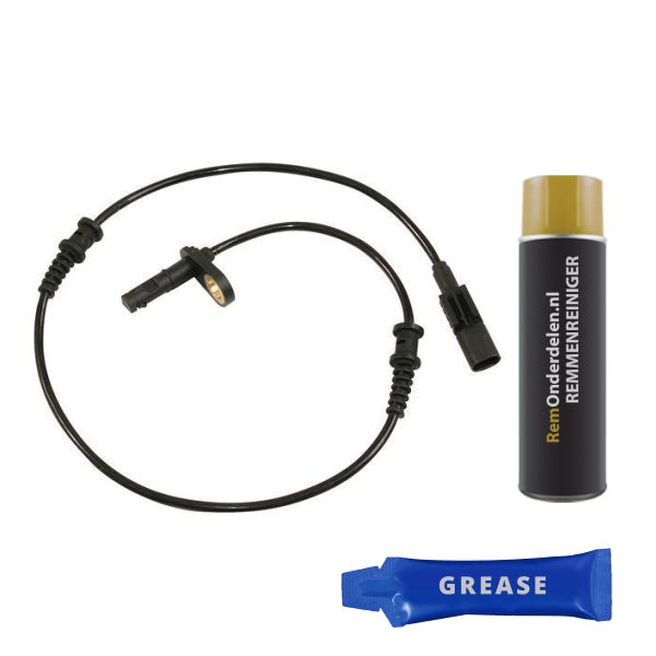 ABS-sensor voorzijde, links of rechts MERCEDES-BENZ E-KLASSE T-Model (S211) E 500 T 4-matic