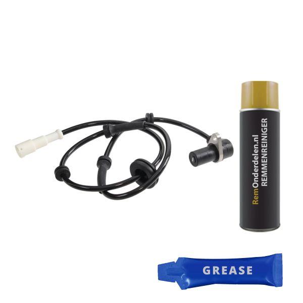 ABS-sensor voorzijde, links MG EXPRESS Hatchback/Van 1.8