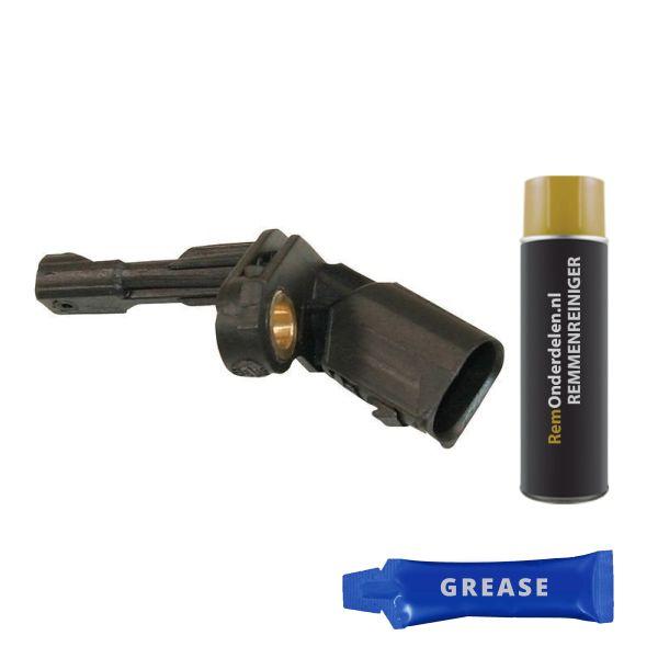 ABS-sensor achterzijde, rechts VW VOLKSWAGEN GOLF PLUS (5M1, 521) 1.6 MultiFuel