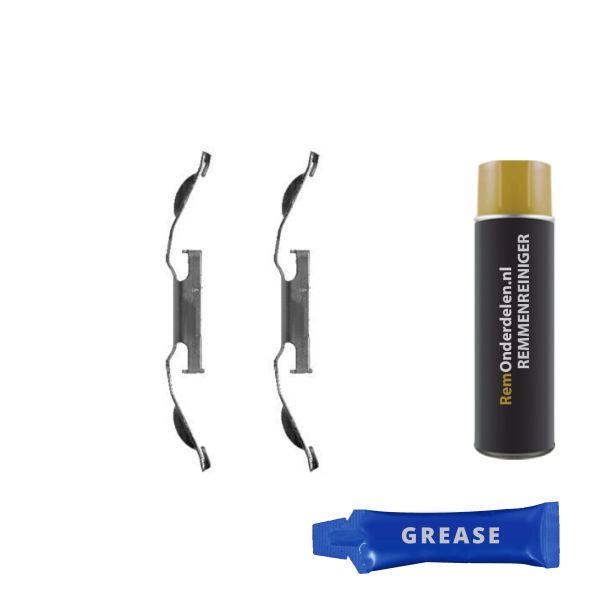 Accessoireset, schijfremblok BMW Z4 Roadster (E85) 2.5 si 1221Q