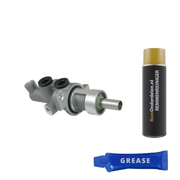 Hoofdremcilinder MERCEDES-BENZ E-KLASSE (W210) E 220 CDI 51170