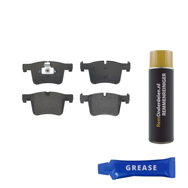 Remblokkenset voorzijde Brembo premium BMW 1 (F20) 125 d