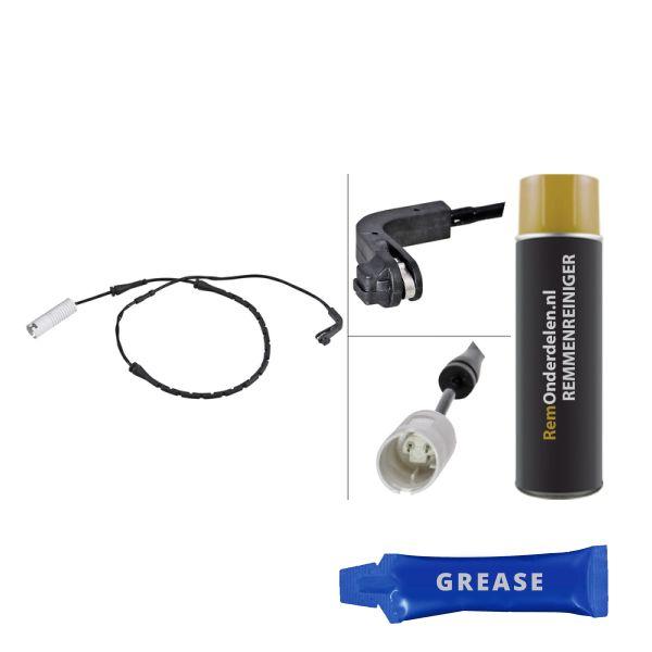 Slijtindicator voorzijde BMW 7 (E65, E66, E67) 740 d