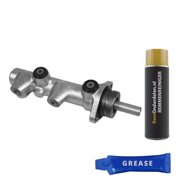 Hoofdremcilinder voorzijde IVECO DAILY I Open laadbak/ Chassis 30-8