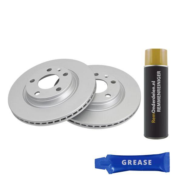 Remschijf voorzijde originele kwaliteit VW VOLKSWAGEN PASSAT Variant (3B5) 1.9 TDI 4motion