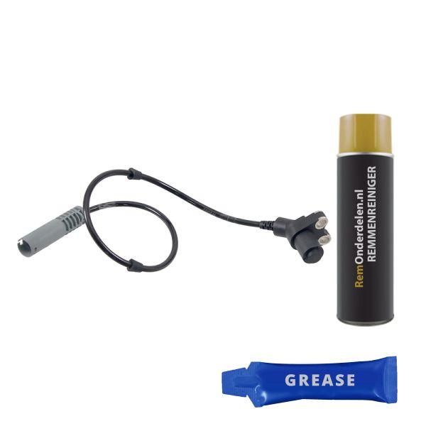 ABS-sensor achterzijde, links of rechts BMW Z3 Roadster (E36) 1.9 i
