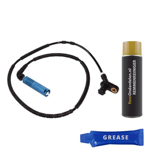 ABS-sensor achterzijde, links of rechts BMW Z4 Roadster (E85) 2.5 i