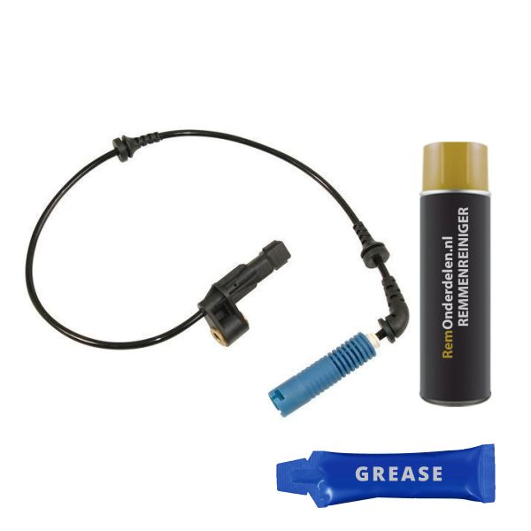 ABS-sensor voorzijde, links BMW Z4 Roadster (E85) 3.0 si