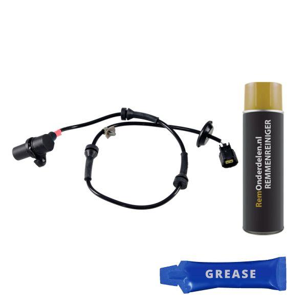 ABS-sensor voorzijde, rechts CHEVROLET AVEO / KALOS Hatchback 1.4