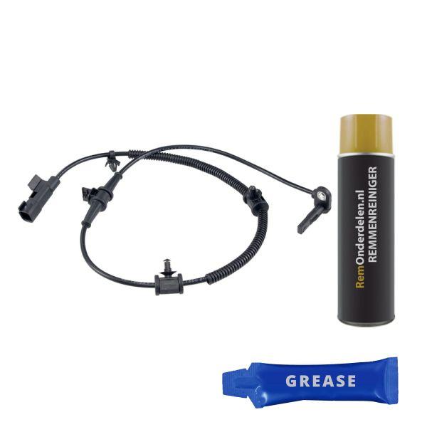ABS-sensor voorzijde, links of rechts CHEVROLET MALIBU 2.0 D
