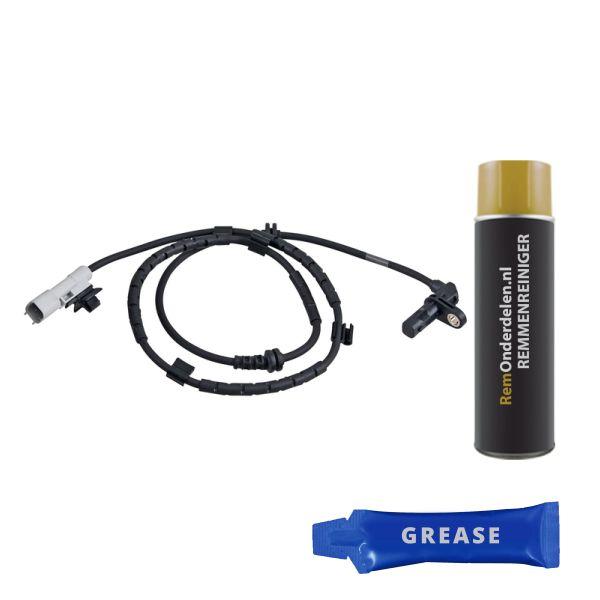 ABS-sensor voorzijde, links CHEVROLET SPARK 1.0 LPG
